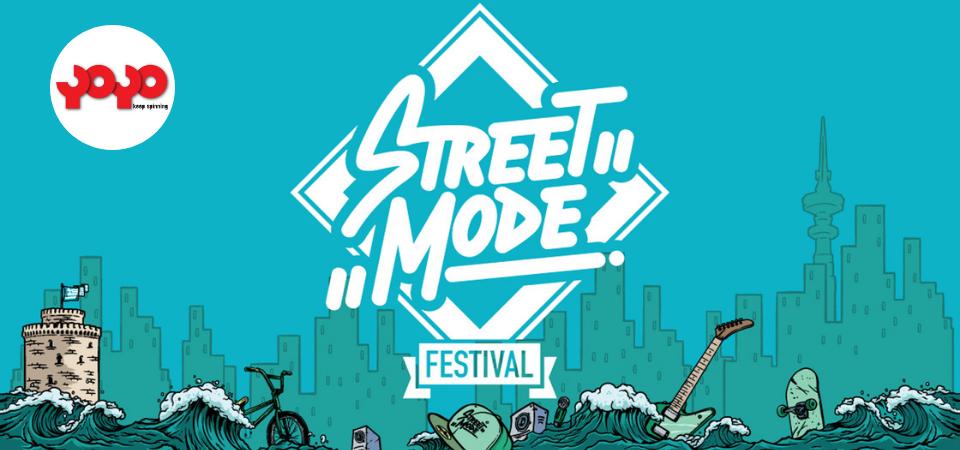 Street Mode Festival 2019 & Yo-Yo.gr
