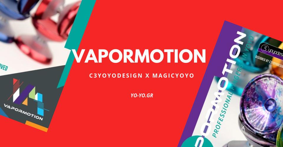 vapormotion magic yoyo greece