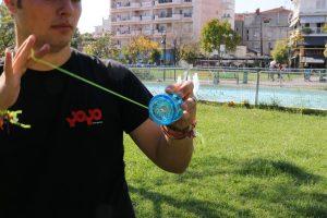 Wind a Yo-Yo