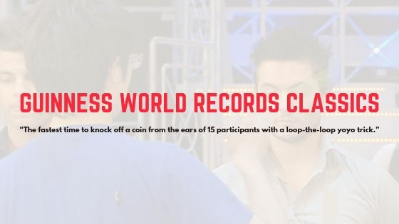 Guinness World Records Classics YoYo