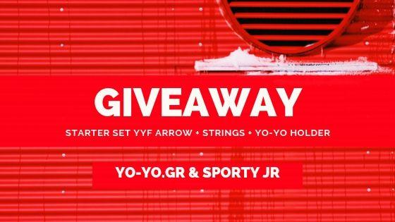 yoyo giveaway