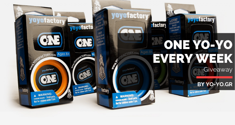 ONE YoYoFactory Giveaway 800x 2