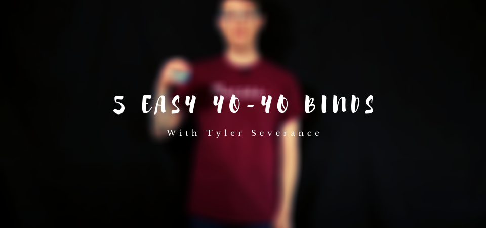 5 easy yoyo binds