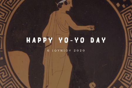 HAPPY YOYO DAY