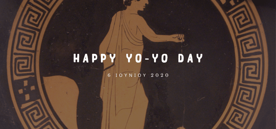 HAPPY YOYO DAY