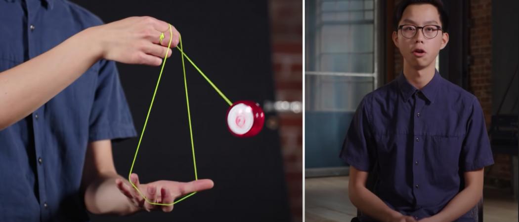 drop the yo-yo